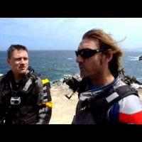 Neale Bayly Rides an F800GS in Peru